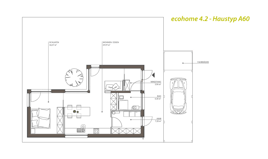 Singlehaus Bungalow Typ A 60qm in addition Hadley I furthermore Electrical Design Project Of A Small Bakery 1 furthermore Single Story Pinoy House Plan Floor Area 90 Square Meters together with 5250 Square Feet 4 Bedrooms 4 5 Bathroom Craftsman Home Plans 4 Garage 19947. on garage floor plans